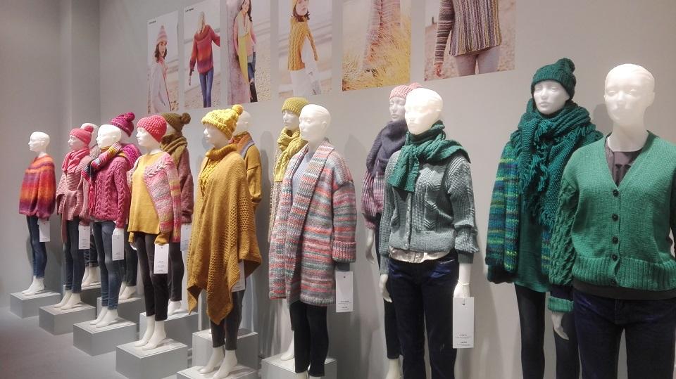 Příze nabízí nekonečné možnosti v pletení oblečení a doplňků