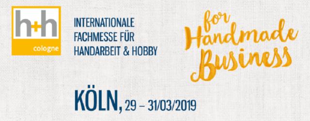 Veletrh Hobby a Ruční práce 2019 v Kolíně n. Rýnem